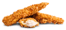 Foto Chicken strips