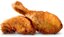 Foto Fried chicken